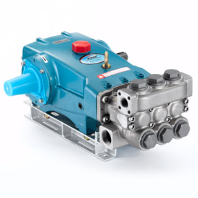 Cat Pumps Flushed Style Manifold