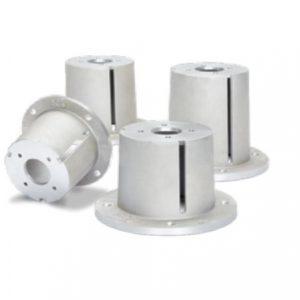 Lantaarnstukken Pomp- en elektromotor flenzen