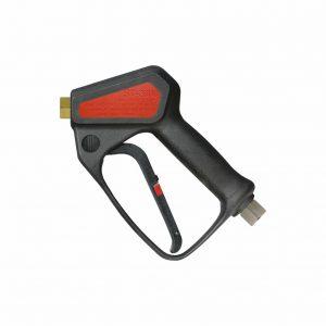 Spuitpistolen met LTF technologie (Low Trigger Force)