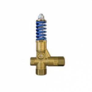 Messing drukregel en ontlast ventielen (standaard)