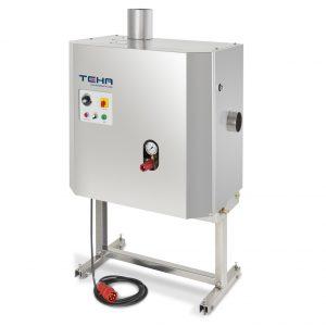 Hogedrukreiniger / unit & doorstroomketel diesel verwarmd