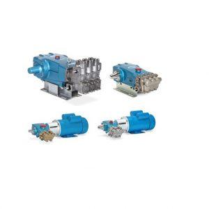 Cat Pumps zeewater omgekeerde osmose / ontziltings producten