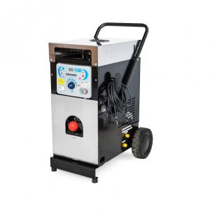 Mobiele doorstroomketel / Hotbox - Diesel